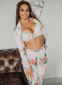 Amanda Vargas Erotikmodel