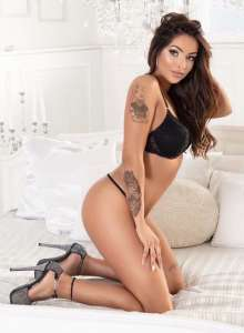 Kimberly Erotikmodel